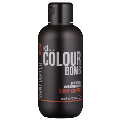IdHAIR Colour Bomb, 747 Shiny Copper 250 ml