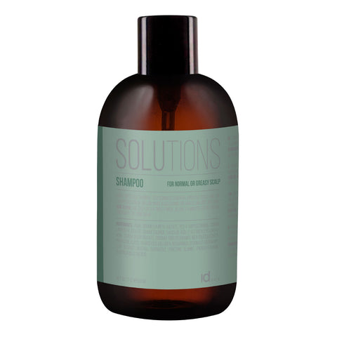 IdHAIR SOLUTIONS NO.1 - Normal or Greasy Scalp Shampoo 100 ml