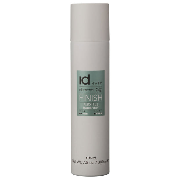 IdHAIR Elements Xclusive FINISH Flexible Hairspray 300 ml