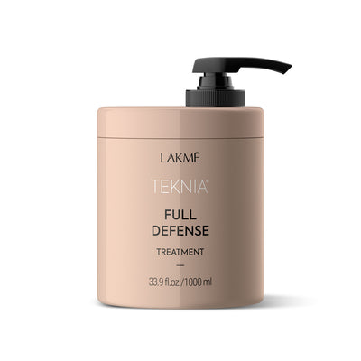 Lakme TEKNIA Full Defense Treatment 1000 ml