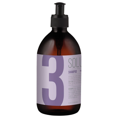 IdHAIR SOLUTIONS NO.3 - All Skin Types Shampoo 500 ml