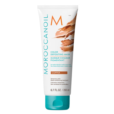 MOROCCANOIL Color Depositing Mask Copper 200 ml