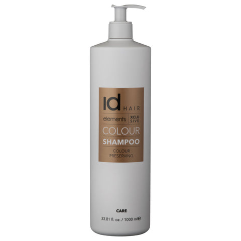 IdHAIR Elements Xclusive Colour Shampoo 1000 ml