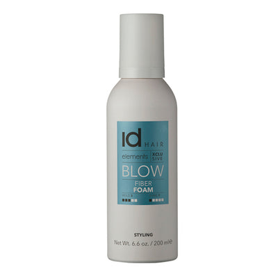 IdHAIR Elements Xclusive BLOW Fiber Foam 200 ml