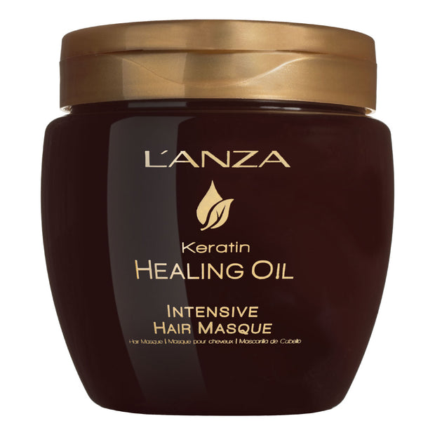 LANZA Keratin Healing Oil Intensive Hair Masque 210 ml