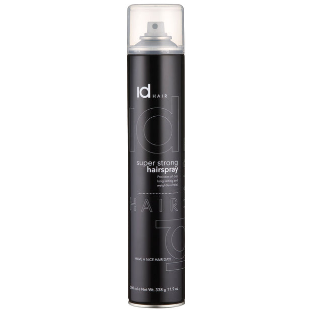 IdHAIR ESSENTIALS Super Strong Hair Spray 500 ml
