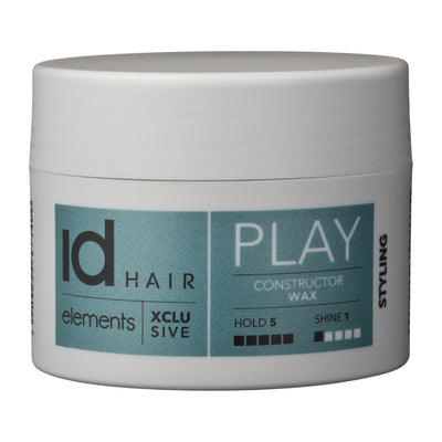 IdHAIR Elements Xclusive PLAY Constructor Wax 100 ml