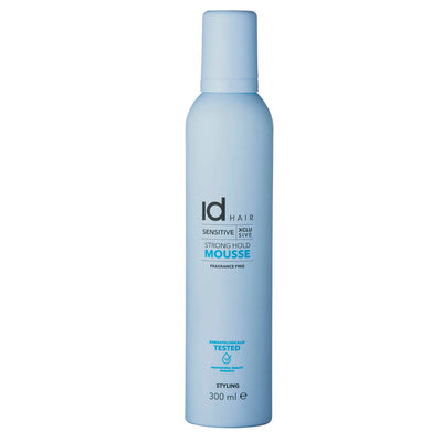 IdHAIR Sensitive Xclusive Strong Hold Mousse 300ml