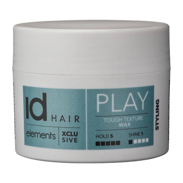 IdHAIR Elements Xclusive Tough Texture Wax 100ml