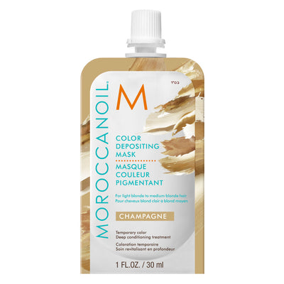 MOROCCANOIL Color Depositing Mask Champagne 30 ml