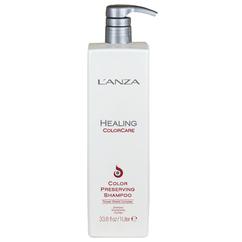 LANZA Healing ColorCare Color-Preserving Shampoo 1000 ml