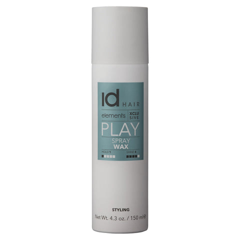 IdHAIR Elements Xclusive PLAY Spray Wax 150 ml