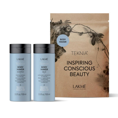 Lakme TEKNIA Body Maker Travel Pack