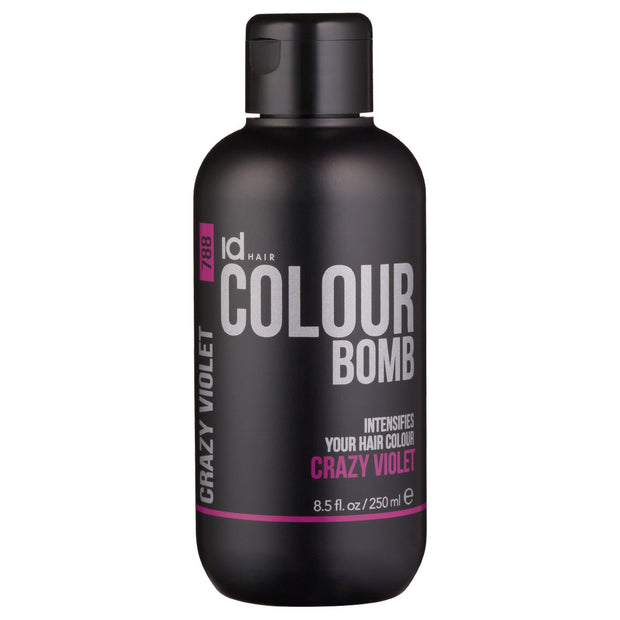 IdHAIR Colour Bomb, 788 Crazy Violet 250 ml