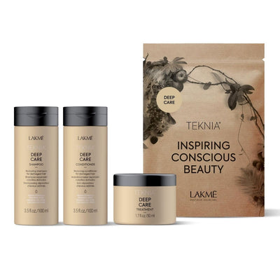 Lakme TEKNIA Deep Care Travel Pack