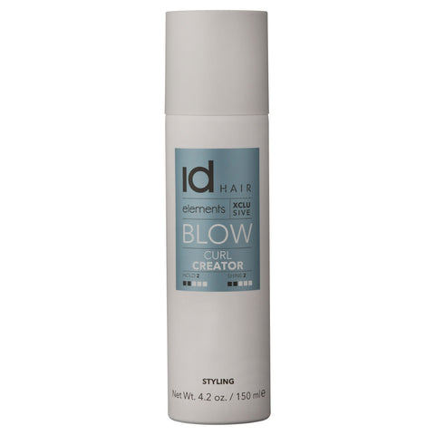 IdHAIR Elements Xclusive BLOW Curl Creator 150 ml