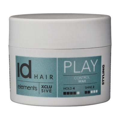 IdHAIR Elements Xclusive PLAY Control Wax 100 ml