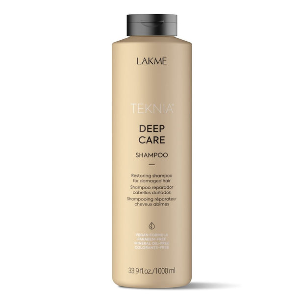 Lakme TEKNIA Deep Care Shampoo 1000 ml