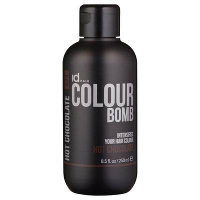 IdHAIR Colour Bomb, 673 Hot Chocolate 250 ml