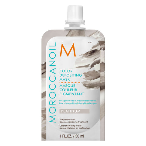 MOROCCANOIL Color Depositing Mask Platinum 30 ml