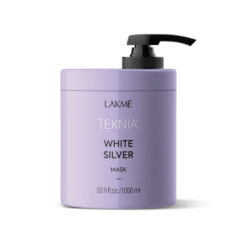 Lakme TEKNIA White Silver Mask 1000 ml