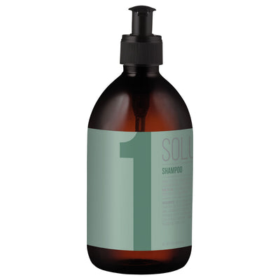 IdHAIR SOLUTIONS NO.1 - Normal or Greasy Scalp Shampoo 500 ml