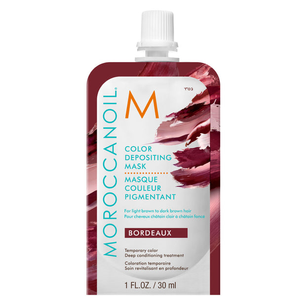 MOROCCANOIL Color Depositing Mask Bordeaux 30 ml