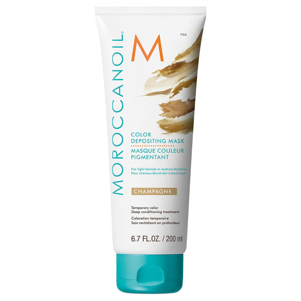 MOROCCANOIL Color Depositing Mask Champagne 200 ml