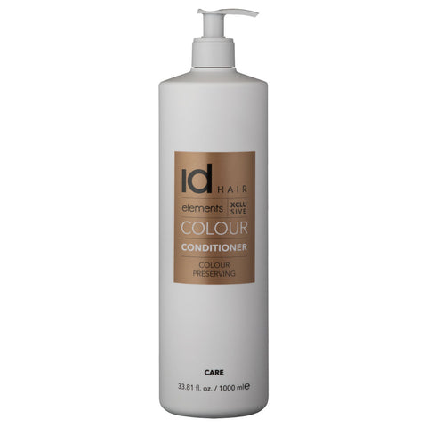 IdHAIR Elements Xclusive Colour Conditioner 1000 ml