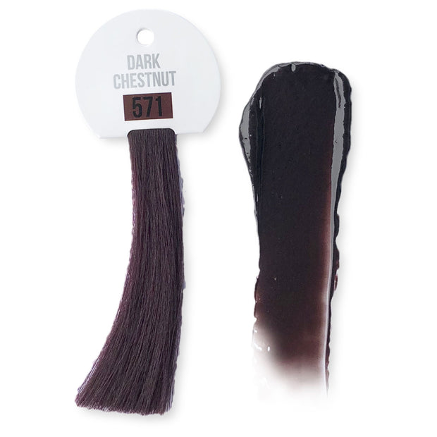 IdHAIR Colour Bomb, 571 Dark Chestnut 250 ml