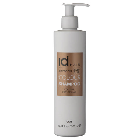 IdHAIR Elements Xclusive Colour Shampoo 300 ml