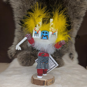 first mesa kachina doll
