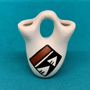 Mini Acoma wedding vase