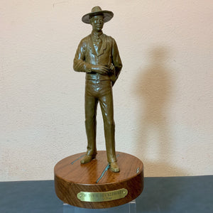 Bronze Statue Regular Finish Doc Holliday