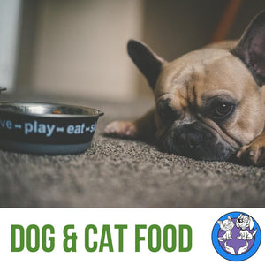 Dog and Cat Food