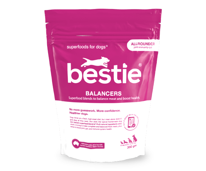 Bestie Balancer: the allrounder for Dogs (350g)