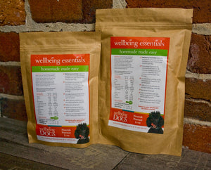 Wellbeing Essentials for Dogs