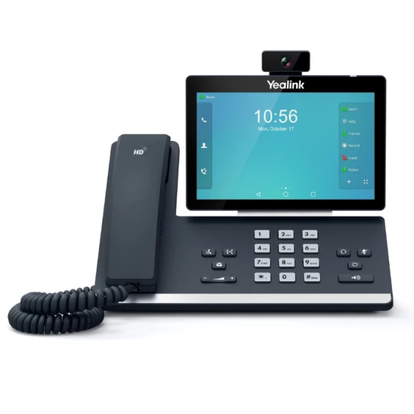 Yealink T58A IP Phone with Camera