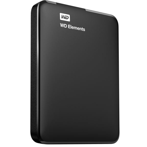 Western Digital 500 GB External Hard Drive