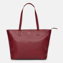 Knomo Mini Maddox 13″ Leather Laptop Tote Bag