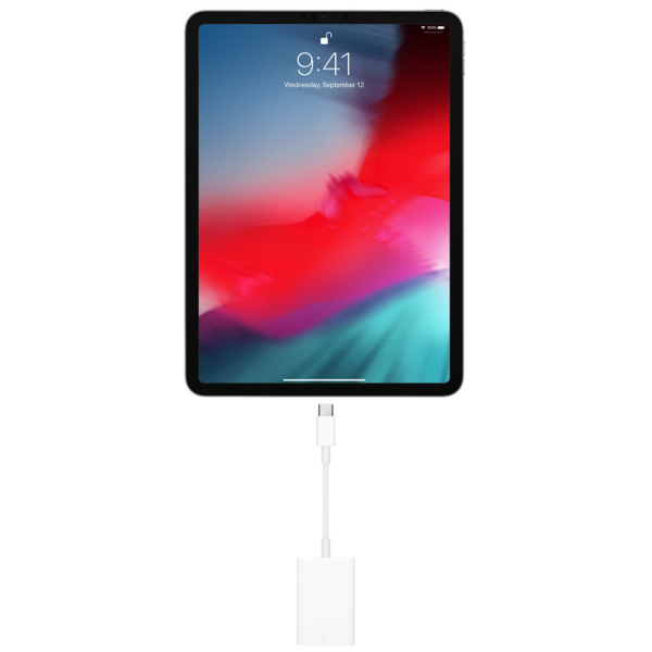 Apple USB-C to SD Card Reader