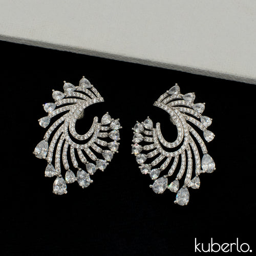 Sunshine Earrings - Kuberlo - Best Gift for - Imitation Jewellery - Designer Jewellery - one gram gold - fashion jewellery