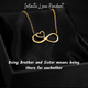 Brother's Love Necklace - Kuberlo - Best Gift for - Imitation Jewellery - Designer Jewellery - one gram gold - fashion jewellery