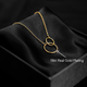 Brother and Sister Necklace - Kuberlo - Best Gift for - Imitation Jewellery - Designer Jewellery - one gram gold - fashion jewellery