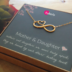 Mother & Daughter Statement Necklace