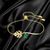 Raksha Leaf Bracelet - Kuberlo - Best Gift for - Imitation Jewellery - Designer Jewellery - one gram gold - fashion jewellery