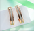 Gene Studded Earrings - Kuberlo - Best Gift for - Imitation Jewellery - Designer Jewellery - one gram gold - fashion jewellery