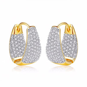 Signature Studs - Kuberlo - Best Gift for - Imitation Jewellery - Designer Jewellery - one gram gold - fashion jewellery