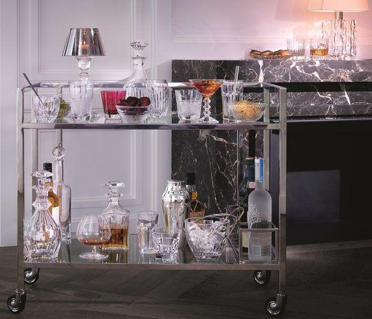 COME AND VIEW OUR RANGE OF BACCARAT BARWARE IN DOUBLE BAY, FROM THE VINTAGE LUGGAGE COMPANY