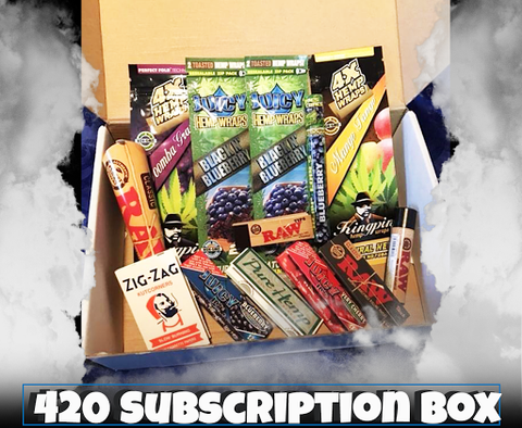 420 Hippy Subscription Box - 420 Hippy Inc
